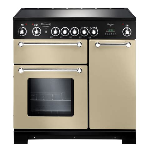 electric range cookers 90cm rangemaster kitchener 90cm ceramic electric range cooker stoves are us