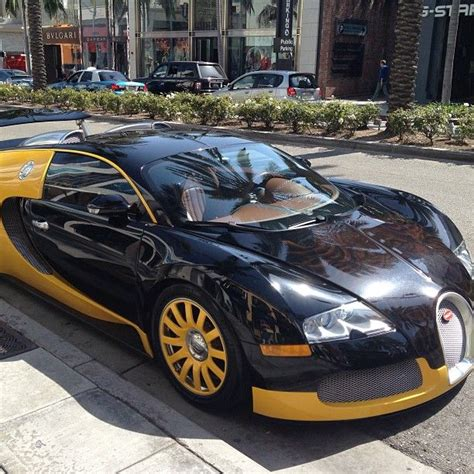 yellow bugatti stunning black and yellow bugatti cars pinterest