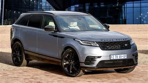 Land Rover Range Rover Velar Backgrounds by 2017 Range Rover Velar R Dynamic Black Pack Fond D 233 Cran