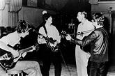 File:Beatles and George Martin in studio 1966.JPG - Wikipedia