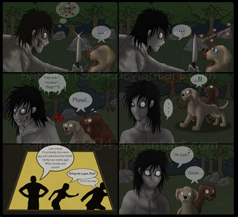 Adventures with Jeff the Killer Comic