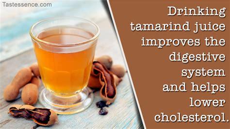 tamarind juice benefits drink health fruit making tastessence recipe drinks healthiest yummiest refreshing tangy yummy many healthy read
