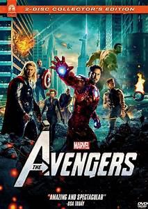 Avengers Dvd Cover