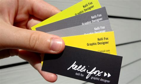 Why Are Mini Business Cards Popular With Creatives