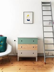 Ikea Tarva Kommode : diy wickeltisch ikea hack ~ Orissabook.com Haus und Dekorationen