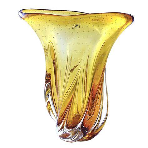 vaso murano vaso murano ambar ah3216ab0000 bavera