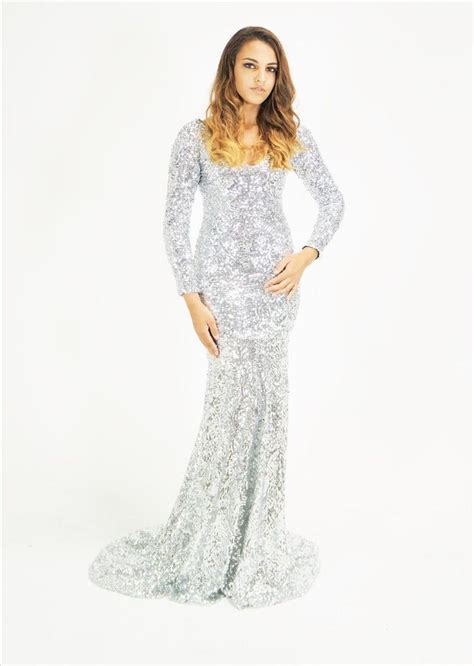 silver sequin l shade 17 best images about plus size silver sequin dresses on