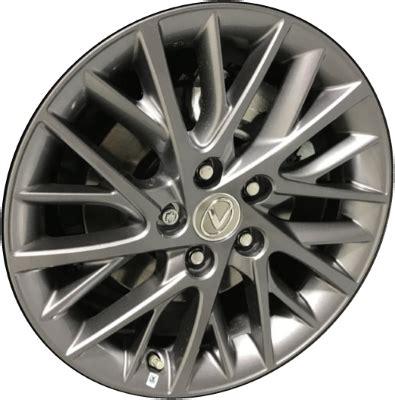 Lexus Es350 Wheels Rims Wheel Rim Stock Oem Replacement