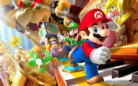 mario game wallpapers hd wallpapers id