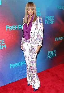 Tyra Banks Picture 87 - Freeform 2017 Upfront - Arrivals