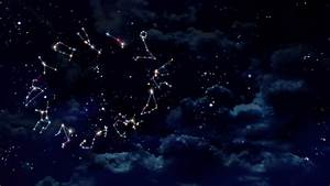 The Sagittarius Zodiac Sign Forming From The Twinkle Stars ...