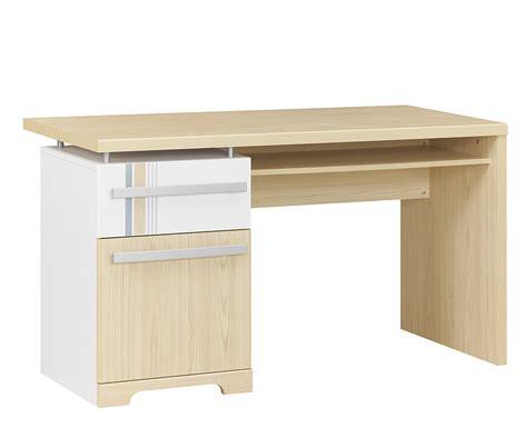 bureau et blanc bureau enfant bora blanc et bois