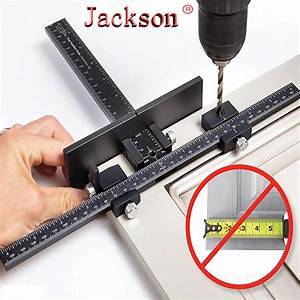 Woodworking Tools Cabinet Hardware Jig Tool