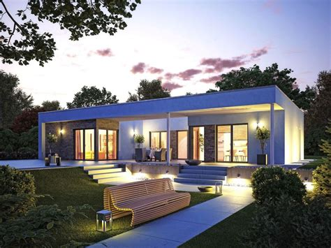 Moderne Architekten Bungalows by Modernes Wohndesign Tolle Cool Moderne Bungalows 2 Cool