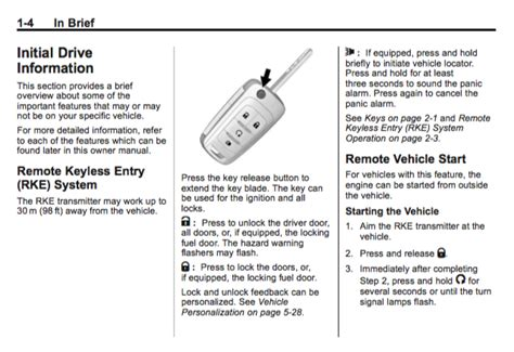 chevrolet trax owners manual zofti