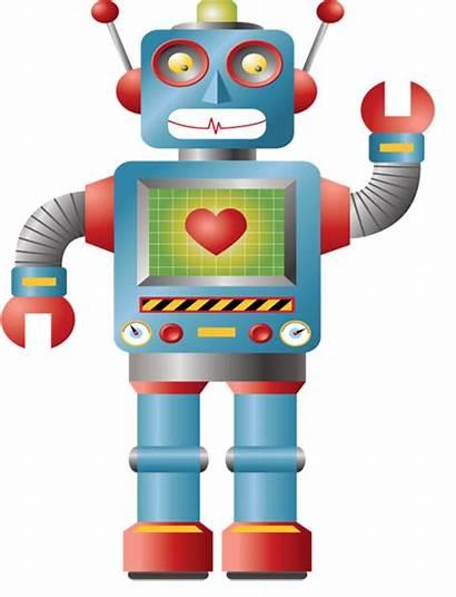 Robot Toy Clipart Cliparts Clip Toys Robotics