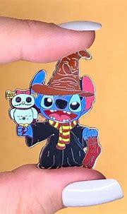 Pin - Harry Potter Stitch - Pechincha Geek