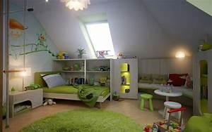 Kinderzimmer Streichen Dachschräge : kinderzimmer dachschr ge einen privatraum erschaffen ~ Markanthonyermac.com Haus und Dekorationen