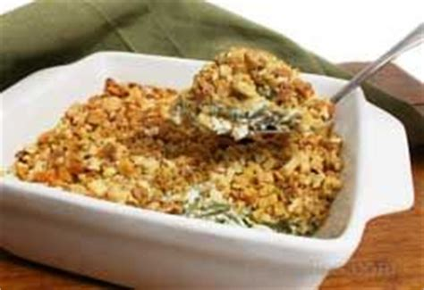 green bean casserole  swiss cheese recipe recipetipscom