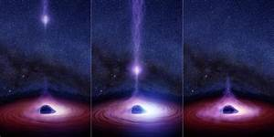 NASA Just Witnessed Something Come out of a Black Hole for ...