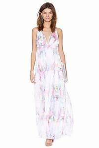 Robe été Mariage : robe longue fleurs mariage la mode des robes de france ~ Preciouscoupons.com Idées de Décoration