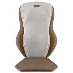 homedics 174 total back triple shiatsu massage cushion