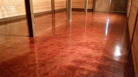 We Review RockSolid's Metallic Garage Floor Coating   All