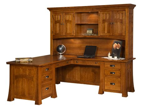 home desk with hutch furniture cool corner desk with hutch for your home