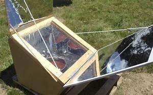 Fabriquer Chauffe Eau Solaire : fabriquer un four solaire cuiseur type bo te david ~ Melissatoandfro.com Idées de Décoration