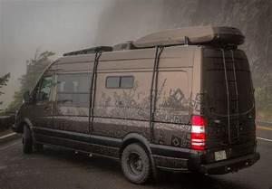 New 2015 Merced... Outside Van