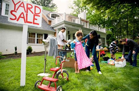 Garage Sales by Wealth Building Secrets Of The Millionaires Next Door