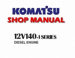 Komatsu 12v140