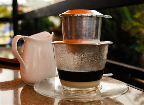 How to make Vietnamese coffee using filter?   Hue Flavor