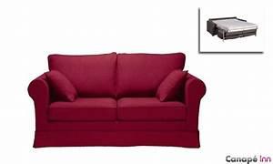 Canapé Lit 2 Places : canap lit 2 places cordoue 180 cm matelas 14 cm ~ Teatrodelosmanantiales.com Idées de Décoration