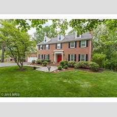 Vienna 'wow' House Brick Colonial On Nearly 1 Acre
