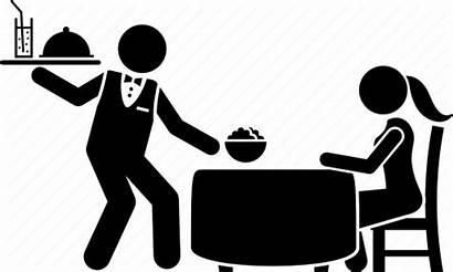 Clipart Restaurant Worker Icon Transparent Restaurants Job