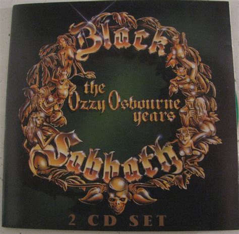 Black Sabbath - The Ozzy Osbourne Years (1997, CD) | Discogs