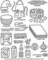 Coloring Pages Cookies Christmas Cooking Colouring Adult Worksheets Printable Dover Publications Cook Doverpublications Things Drink Workers Embroidery Holiday Community sketch template