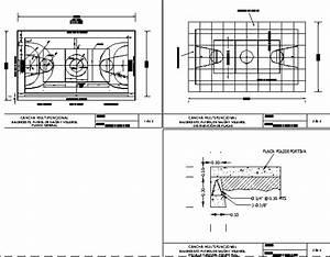 Multi Sport Court Dwg Block For Autocad  U2022 Designs Cad