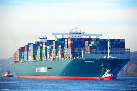 EVER GIVEN Vessel photos for nordwelle - vesseltracker.com