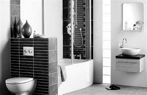 bathroom black and white ideas black and white bathroom tile design ideas peenmedia com