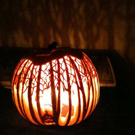 pumpkin carving you ll never look at a pumpkin the same again after this whoa