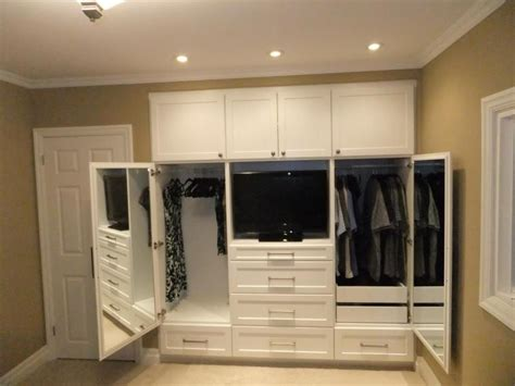 Built In Closets Design Ideas  Home Interior Design