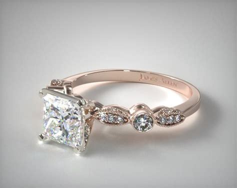 25+ Best Ideas About Antique Engagement Rings On Pinterest