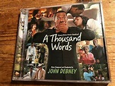 A THOUSAND WORDS (John Debney) OOP '12 Varese Ltd Score ...