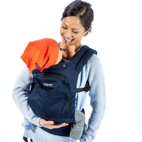 Amazoncom Mom Ring Sling Baby Carrier Breastfeeding