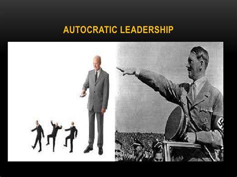 leadership styles power styles