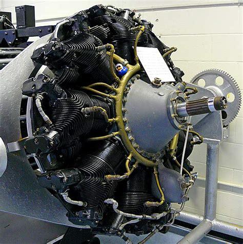 13 Wright J-5 Whirlwind Radial Engine