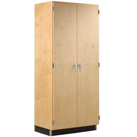 Wood Storage Cabinets With Locks by Stock 38393 Shain Gsc 22 General Storage Cabinet 48 Quot W