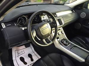 Lightly Used Grey Range Rover Evoque Se With Black  Black Bedroom Furniture Sets  Home Design Ideas